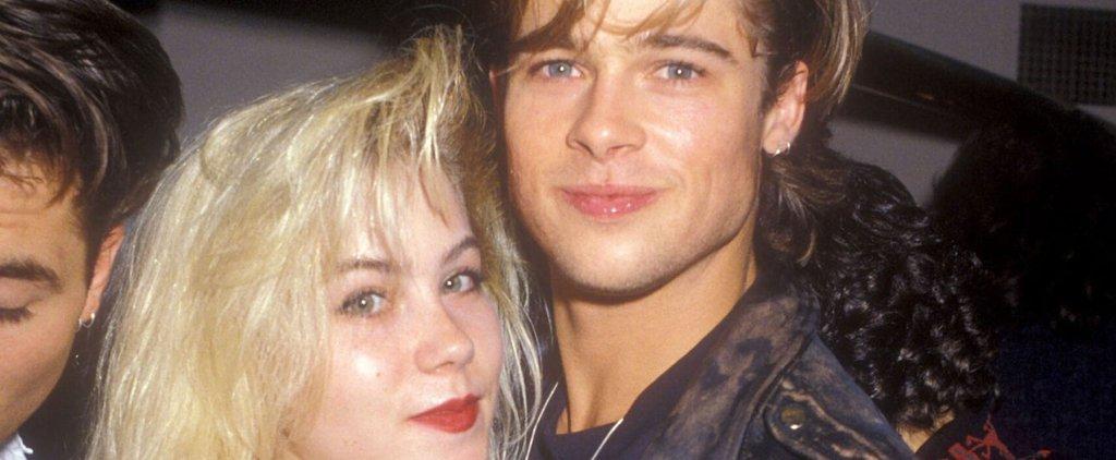 Brad Pitt cortes e mul...