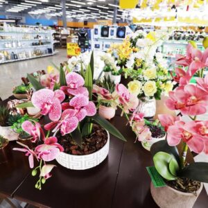 Plantas artificiais aumenta a praticidade e embeleza os ambientes